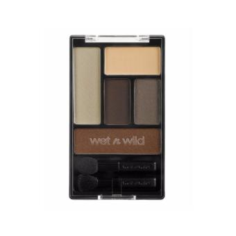 Harga Wet n Wild Color Icon Eyeshadow Palette ( The Naked Truth )