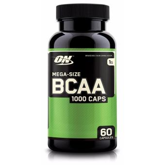 Optimum Nutrition BCAA Capsules, 1000mg, 60 Count Price Philippines