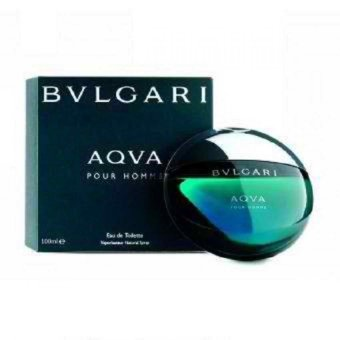 Bvlgari Aqva (Aqua) Eau De Toilette for Men 100ml Price Philippines