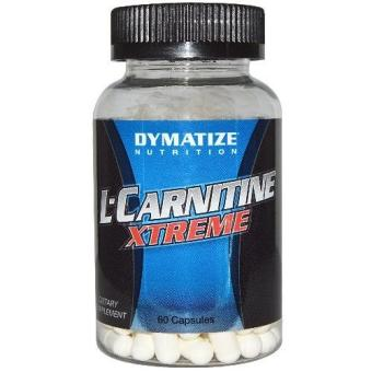 Dymatize L-Carnitine Xtreme 60 Capsules Price Philippines