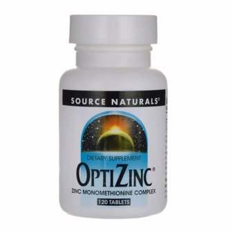 Harga Source Naturals OptiZinc