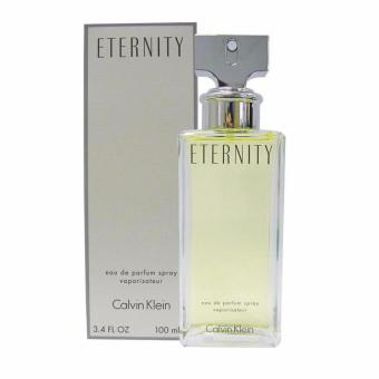 Harga Calvin Klein Ck Eternity Eau de Parfum for Women 100ml