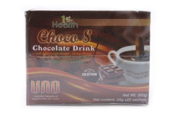 UNO 1st Health Choco8 Chocolate Drink Price Philippines