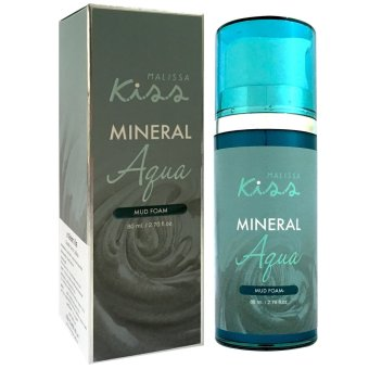 Harga Malissa KISS Mineral Aqua Mud Foam 80ml