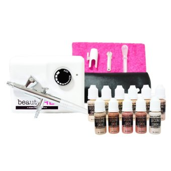 Harga BeautyHD Pro Airbrush Makeup Kit