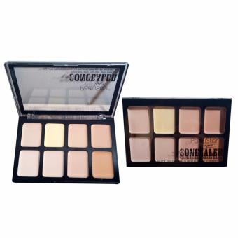 Harga Party Star Expert All out Concealer Contour Highter Pro 8 Pallete