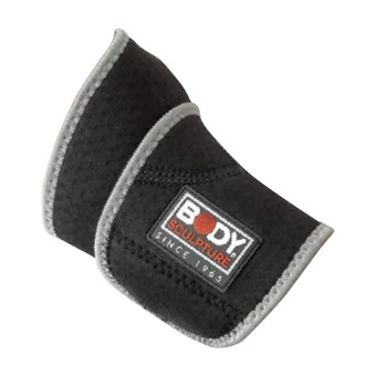 Body Sculpture BNS-420-B Wrist Support Open Patella (Black) Price Philippines