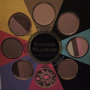 Harga Little Black Book of Bronzers
