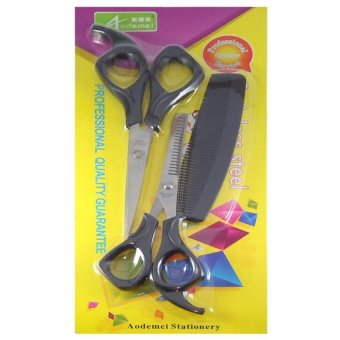 Set Hair Cutting Hairdressing Scissors Shears + Comb Price Philippines