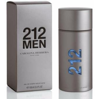 Harga Carolina Herrera 212 Men EDT 100ml