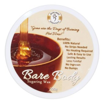 Bare Body Sugar Wax Regular (200g) Price Philippines