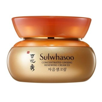 Harga Sulwhasoo Concentrated Ginseng Renewing Cream EX 60ml - intl