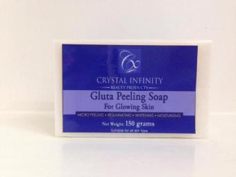 Crystal Infinity Gluta Soap 150g Price Philippines
