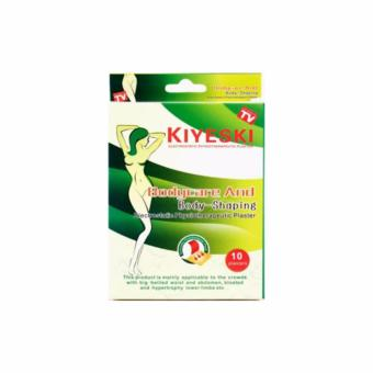 MD2 Kiyeski Body-care and Body-shaping Electrostatic Physiotherapeutic Plaster Price Philippines