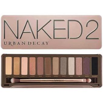Urban Decay NAKED 2 Eyeshadow Palette Earth Color OEM Price Philippines