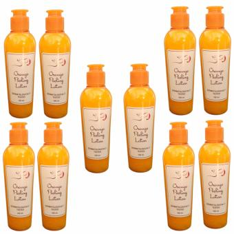 Harga Orange Peel Lotion 100ml Set 10