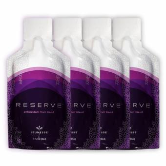 JEUNESSE - RESERVE Super Fruits Antioxidants 30ml each Set of 4 Sachet