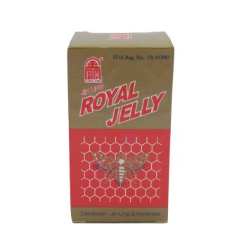 Jin Ling Pure Royal Jelly (60's) Price Philippines