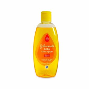 Johnson's baby shampoo a gentle to eyes a pure water 200ml 0002501'S W28