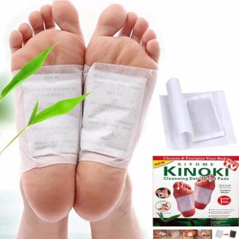 Kinoki Detox Foot Pads Organic Herbal Cleansing Patches 10 pads Price Philippines