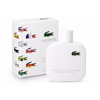 Lacoste Blanc L.12.12 White Limited Edition Price Philippines