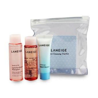 Laneige New Cleansing Trial Kit Korean Cosmetics Price Philippines