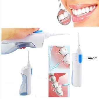 Magic Oral care WaterPik Capacity 200ML Portable Cordless DentalOral Irrigator Water Jet Flosser - intl