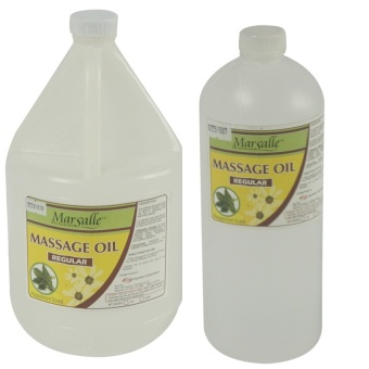 Marsalle Massage Oil 1 Gallon (Peppermint Scent) with MarsalleMassage Oil 1 Liter (Peppermint Scent) Price Philippines