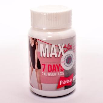 Max Slim Diet Slimming Capsule Thailand's BestSeller, 30 Capsules Price in Philippines