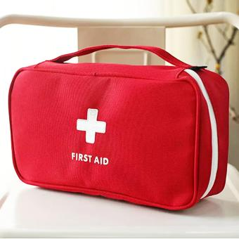Medical Travel Kit (Red)