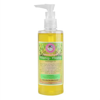 Milea Ylang Ylang Sensual Massage Oil 250ml