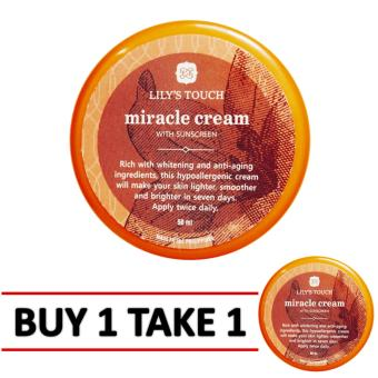 Miracle Cream 50ml by Lily's Touch (BUY 1 TAKE 1)