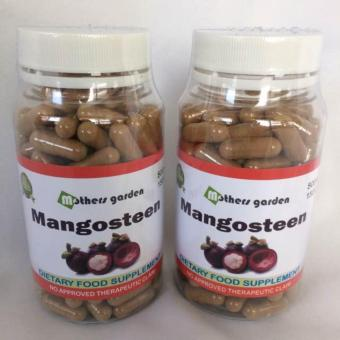 Mothers Garden Mangosteen Capsule 500mg/150 capsules Set of 2