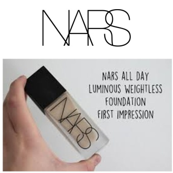 NARS All Day Luminous Weightless Foundation Price Philippines