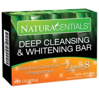 NaturaCentials Deep Cleansing and Whitening Soap