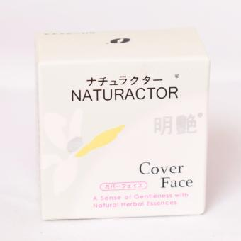 Naturactor Cover Face Concealer Foundation No.151