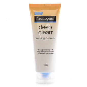 NEUTROGENA Deep Clean Foaming 100g Price Philippines