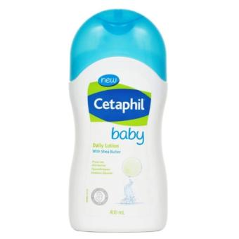New Cetaphil Baby Daily Lotion with Shea Butter 400ml