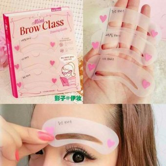 New Hk New Hong Kong Mini Brow Class SetGuide Korean style Price Philippines
