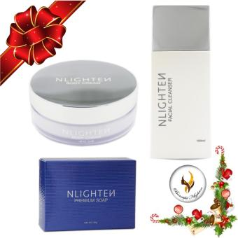 NLighten Beauty Set (For stretchmark,darkspots & Scars)