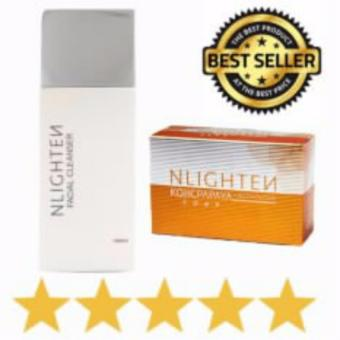 NLighten Pimple Buster Set of Kojic & Facial Cleanser