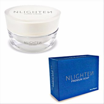 Nlighten Revitalizing Set (Nlighten Premium Soap and Nlighten CloudCream)