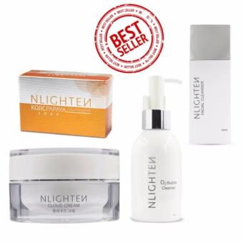 Nlighten Sets Get rid of pimples acne and milia