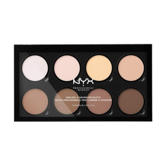 Nyx Professional Makeup HCPP01 Highlight & Contour Pro Palette