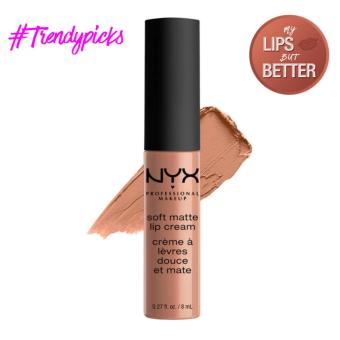 NYX Professional Makeup SMLC04 Soft Matte Lip Cream - London Price Philippines