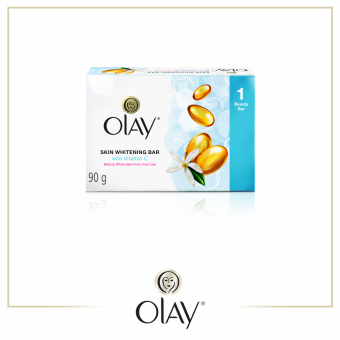 Olay Skin Whitening Bar Soap with Vitamin C 90g
