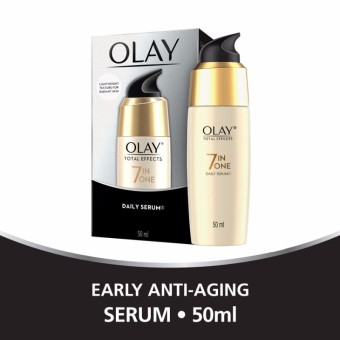 Olay Total Effects Anti-Ageing Serum 50ml