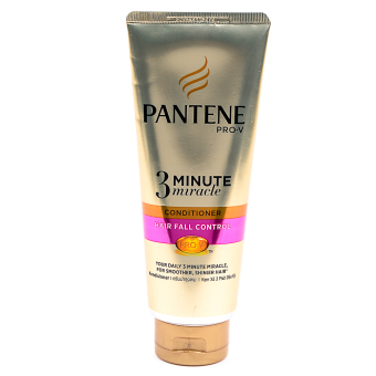 Pantene 3 minute Miracle Hair Fall Conditioner 180ml .