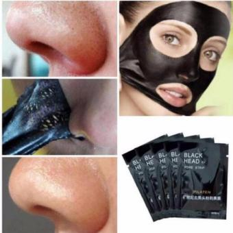 Pilaten Blackhead Remover Black Mud Deep Cleansing Purifying Peel Acne Face Mask Lot of 10