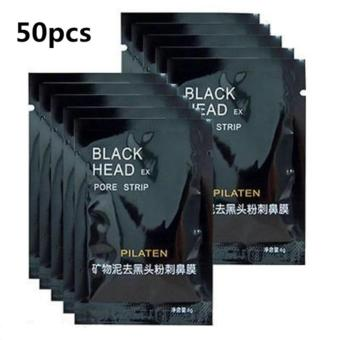 Pilaten Facial Minerals Nose Blackhead Remover Mask Set of 50
